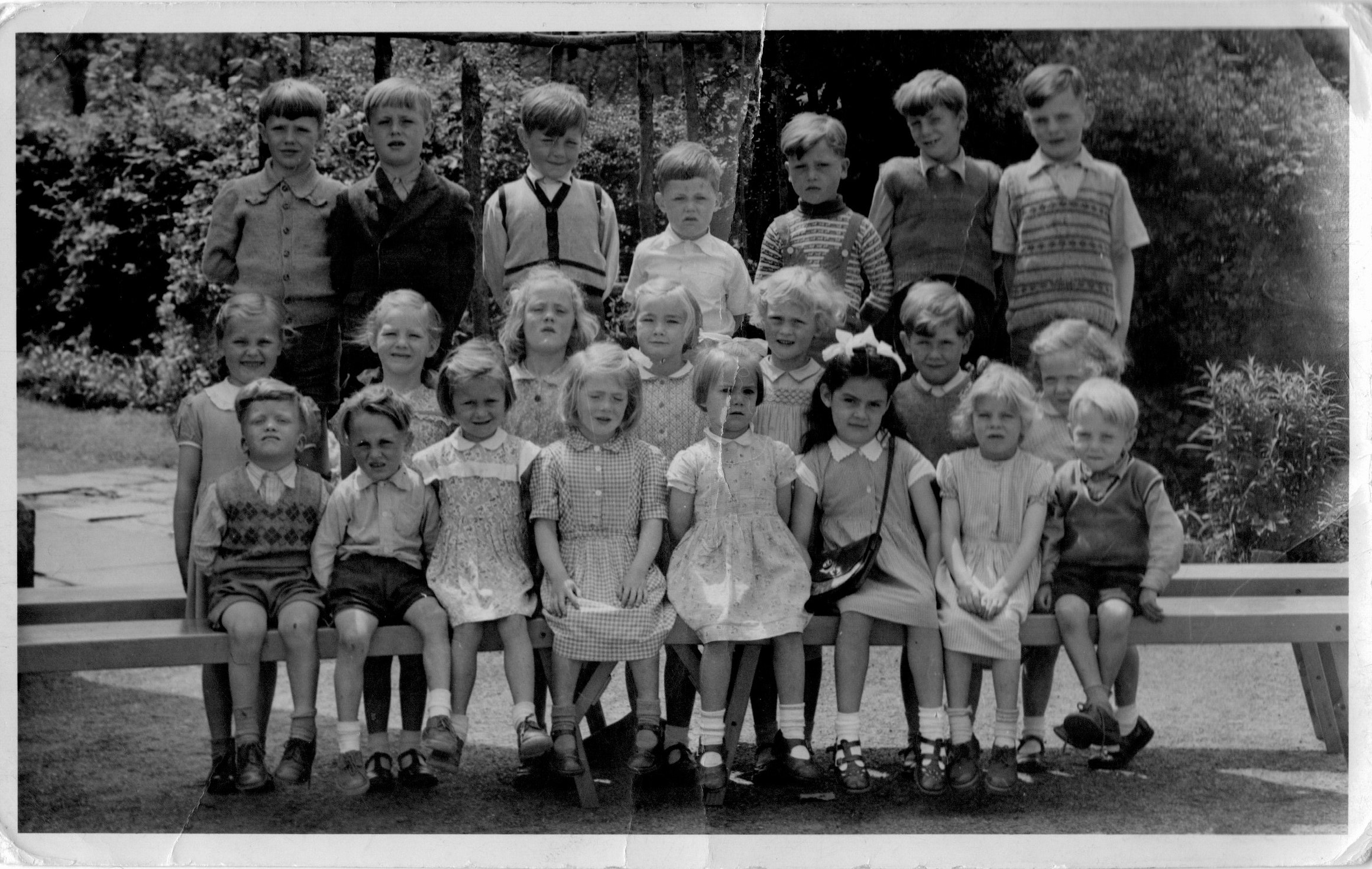 Talybont School 1950