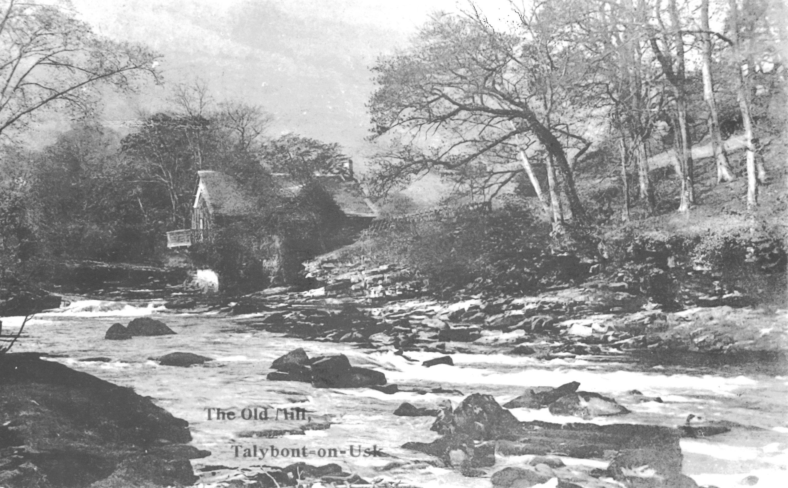 Felin Newydd Mill Aber 1939