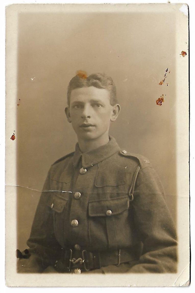 John Evans killed at Mametz Wood 10th July 1916