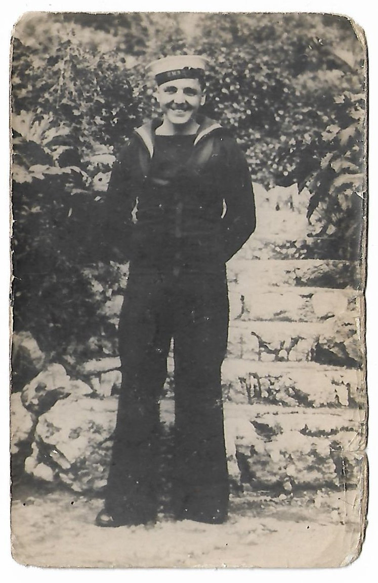 Gilbert Williams stoker killed on HMS Hermione 16th June 1942 aged 25 years