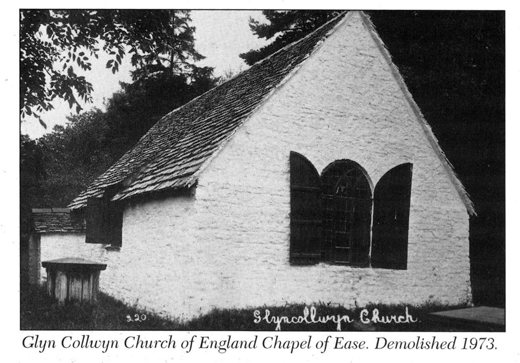 Glyn Collwn Chapel