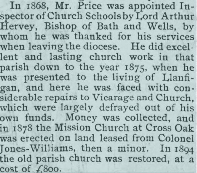 Iron Church Text