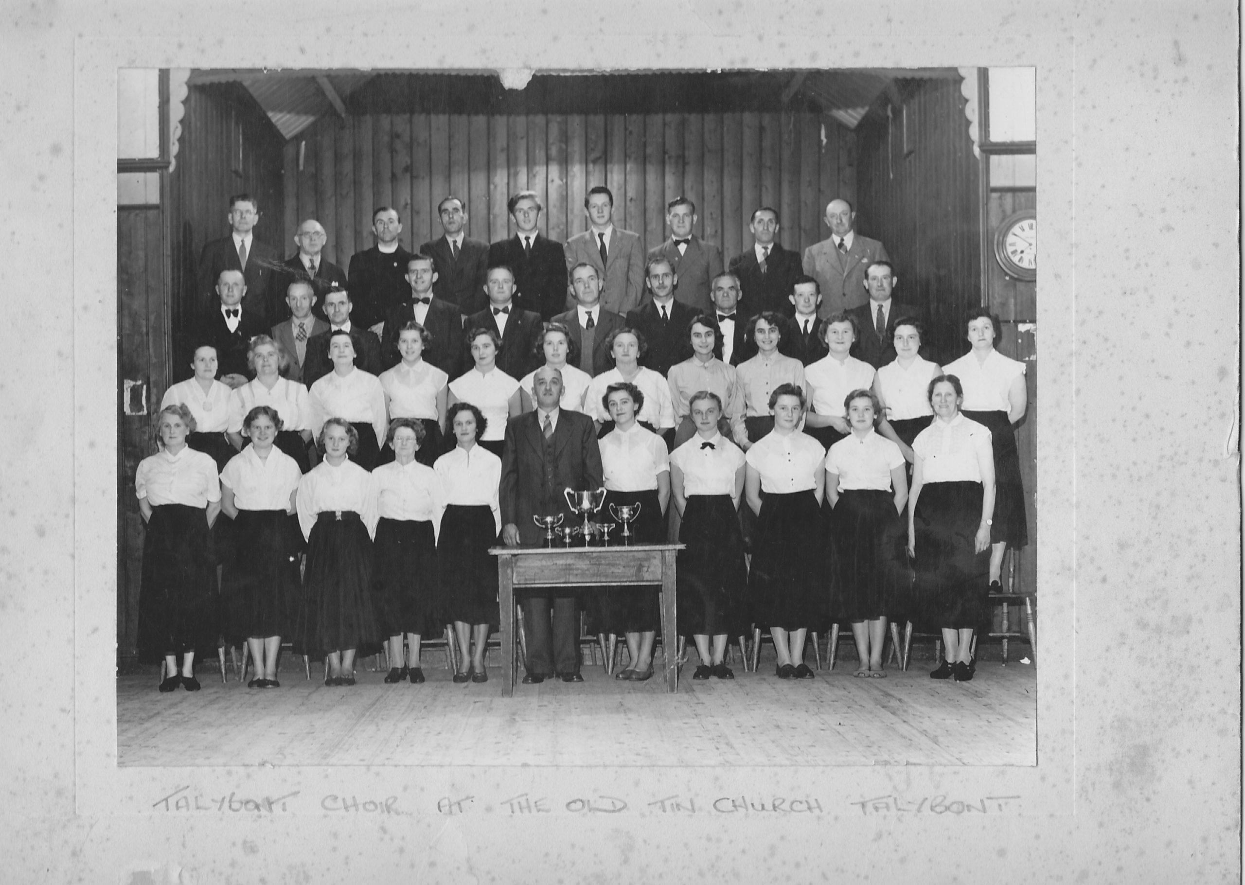 Talybont Choir