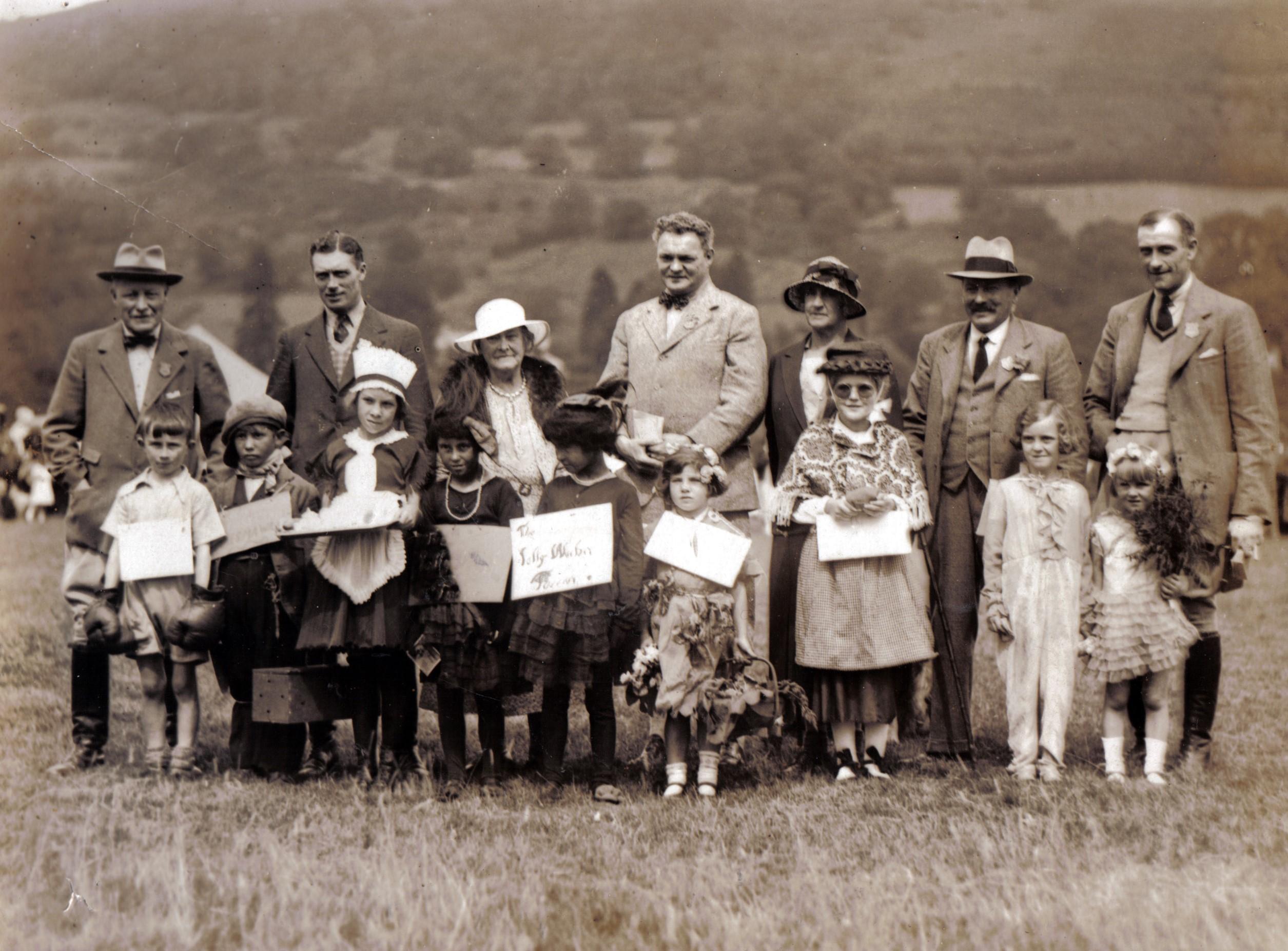 Fancy Dress 1930's