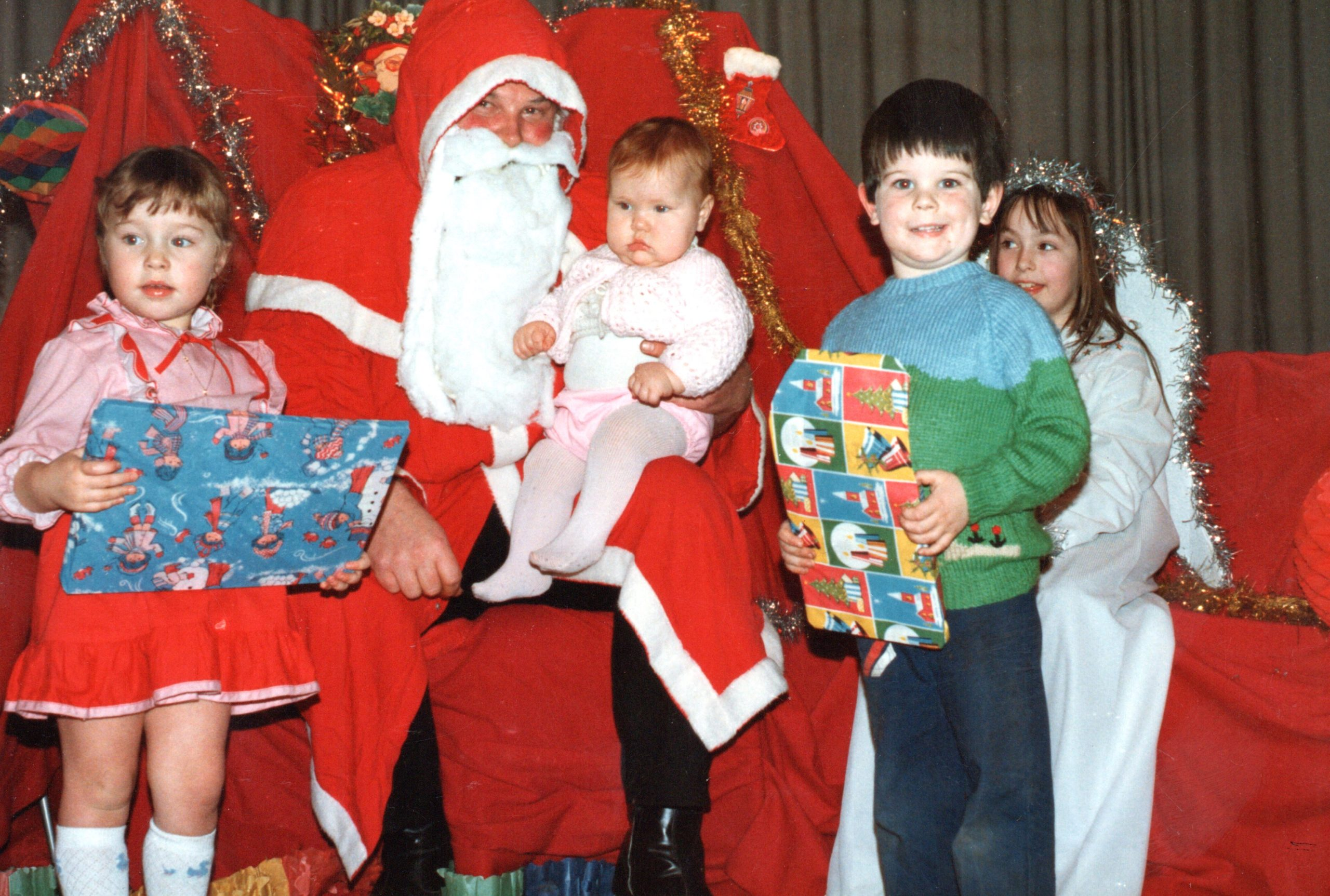 Childrens' Party 1985
