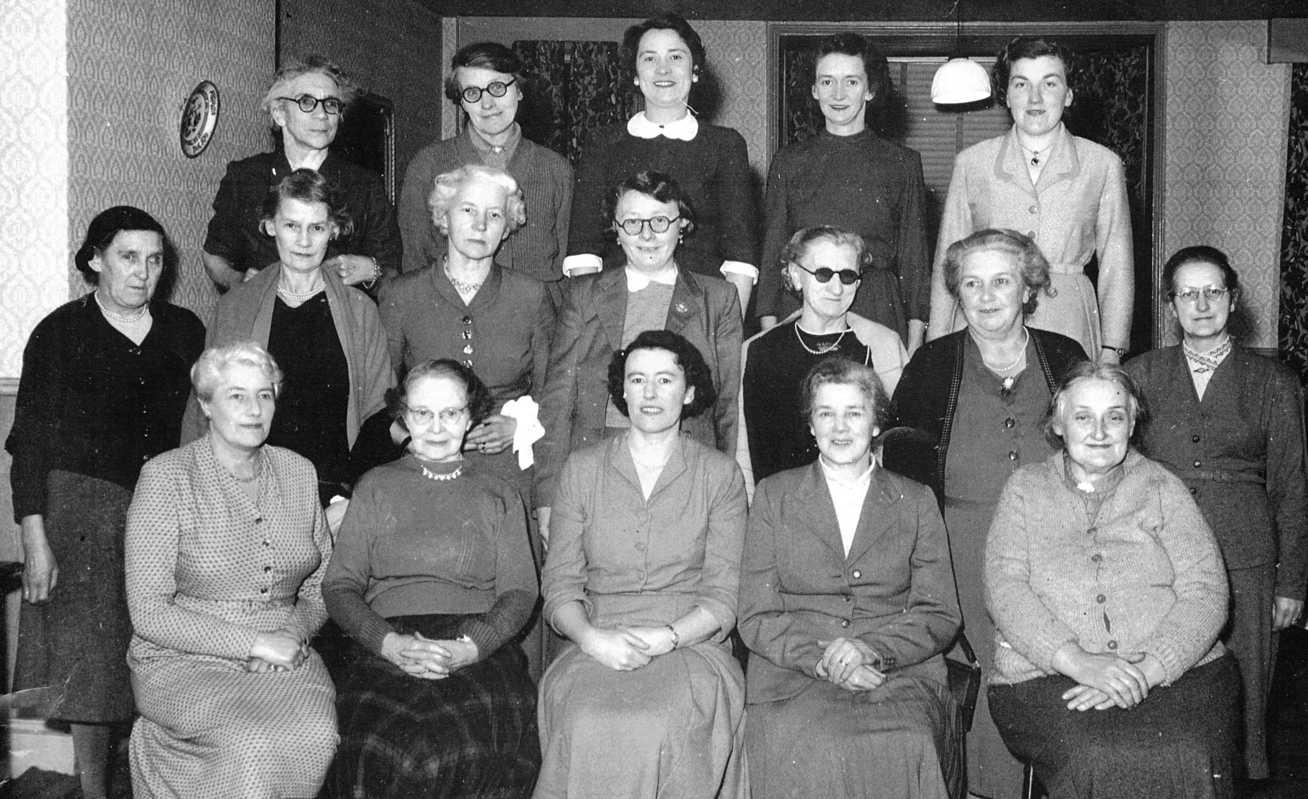 Mothers Union1955 started in 1905