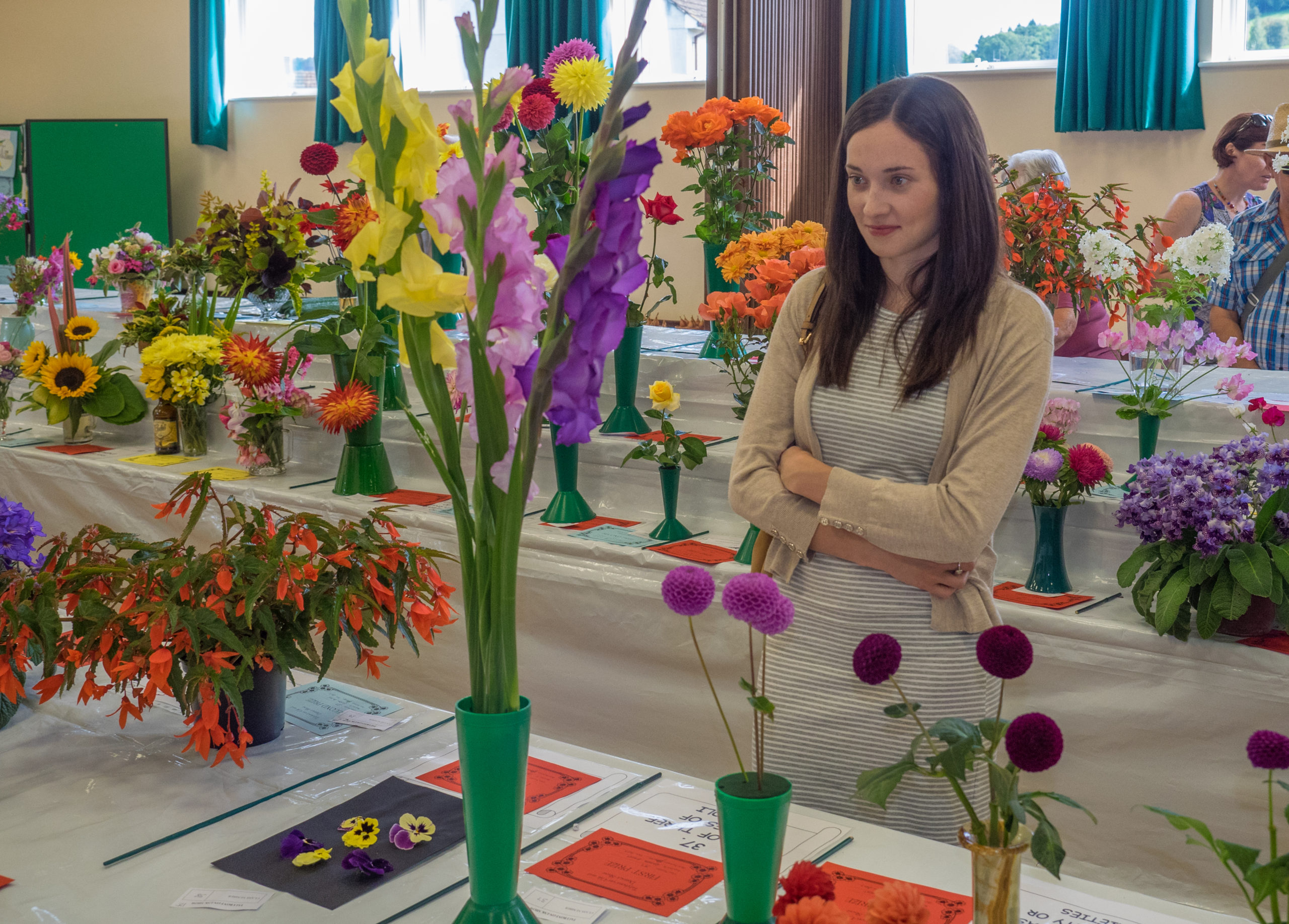 Talybont Show continues to thrive