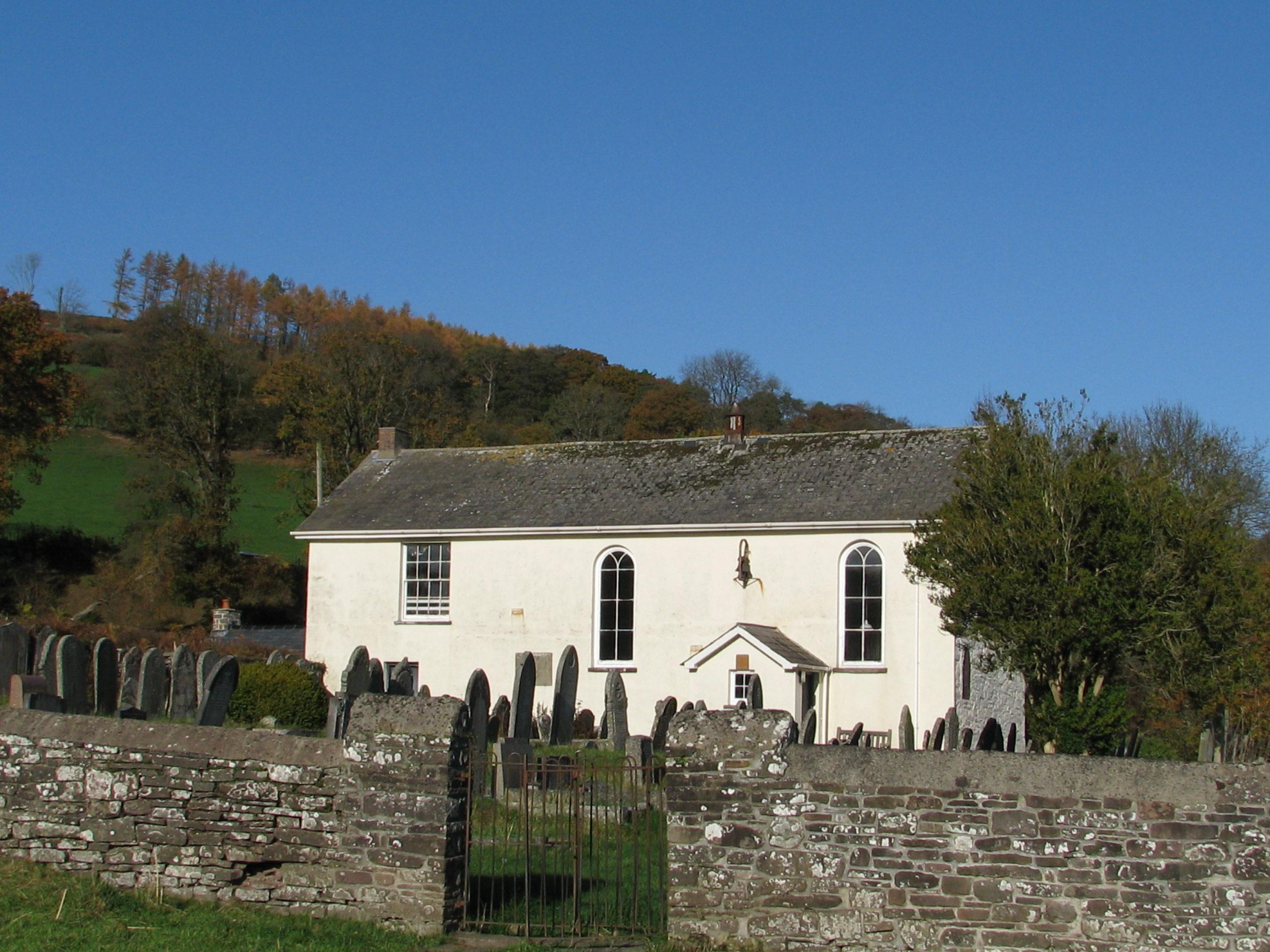Aber Chapel