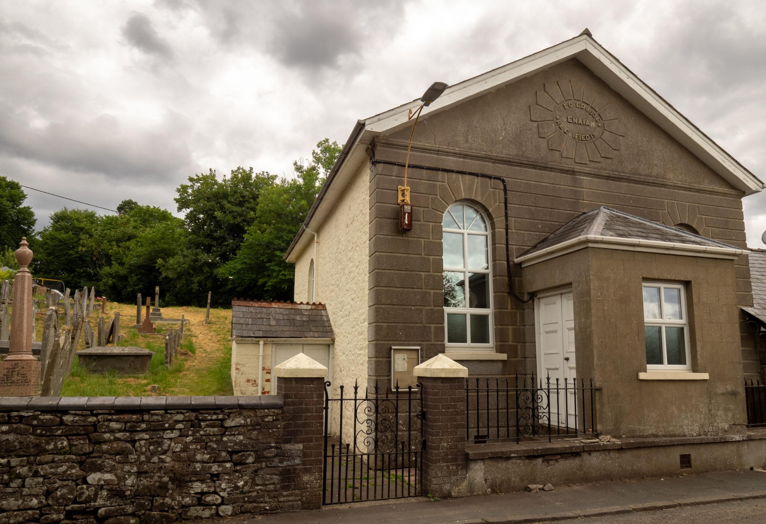 Benaiah Chapel Talybont