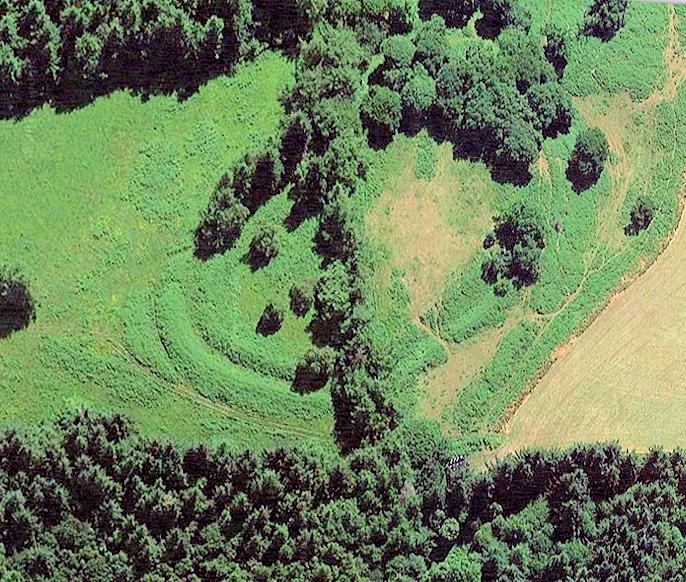 Wenallt Iron Age Fort